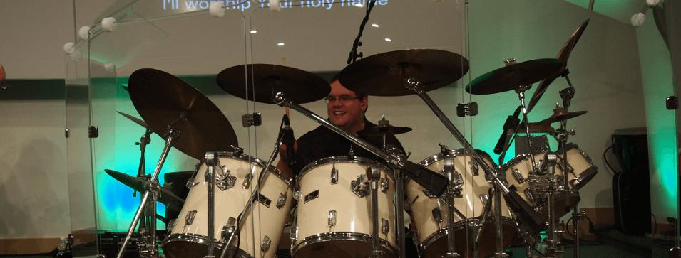 sin drums worship