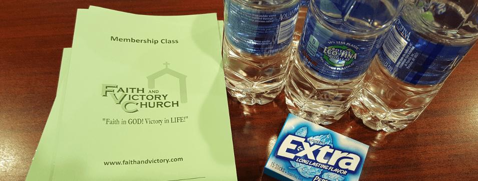 citizen of heaven - membership class church