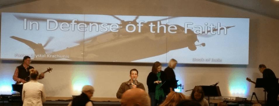 defense of the faith 1