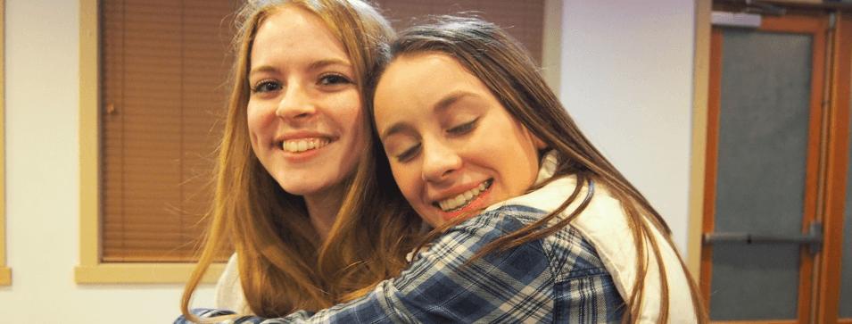 soul custody girls hug