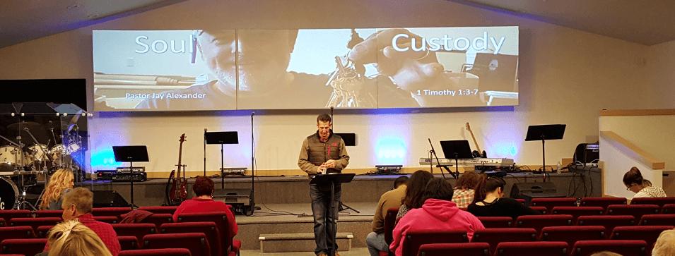 soul custody preacher