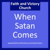 When Satan Comes