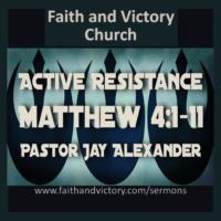 Active Resistance