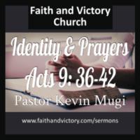 Identity & Prayers