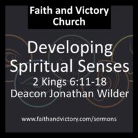 Developing Spiritual Senses
