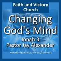 Changing God's Mind