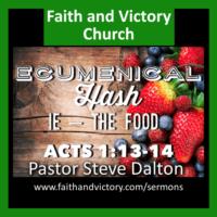 Ecumenical Hash