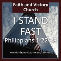 I STAND FAST