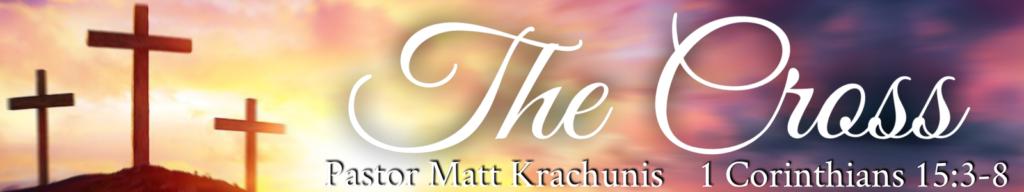 The Cross - Faith and Victory Church - power of the cross