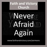 Never Afraid Again
