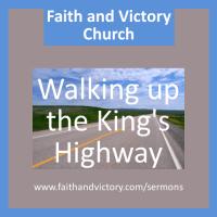 Walking up the Kings Highway