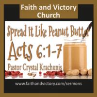 Spread It Like Peanut Butter