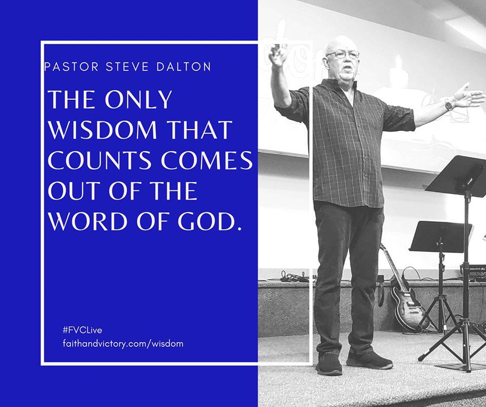 Lesson in Wisdom