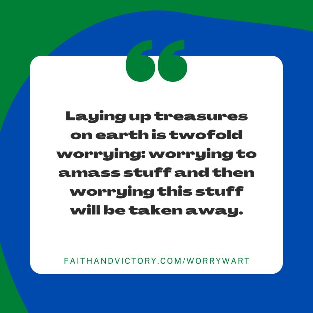 worrywart