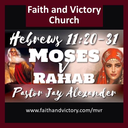 Moses v Rahab