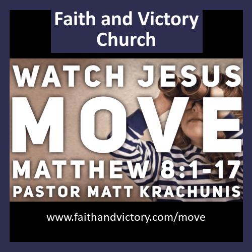 Watch Jesus Move