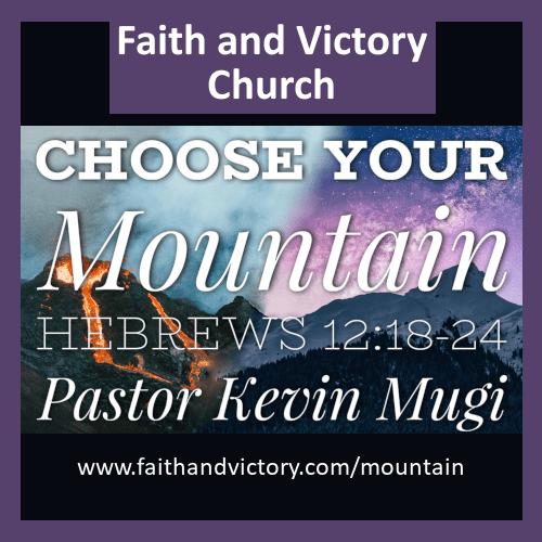 Choose Your Mountain