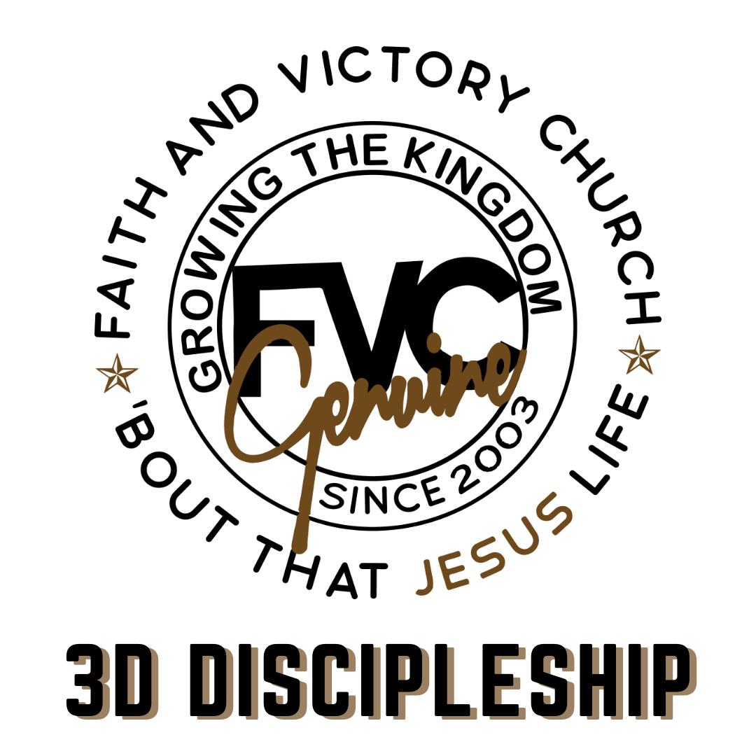 3D Discipleship