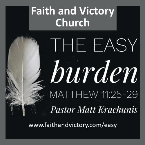 The easy burden