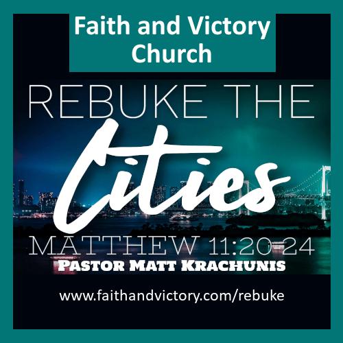 Rebuke The Cities